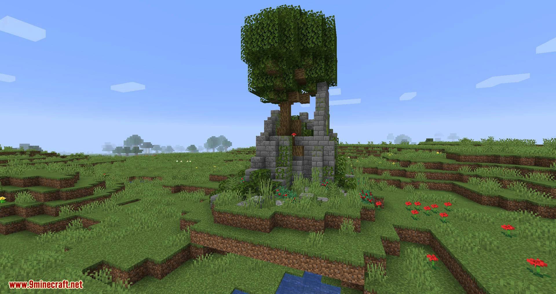 Valhelsia Structures mod for minecraft 12