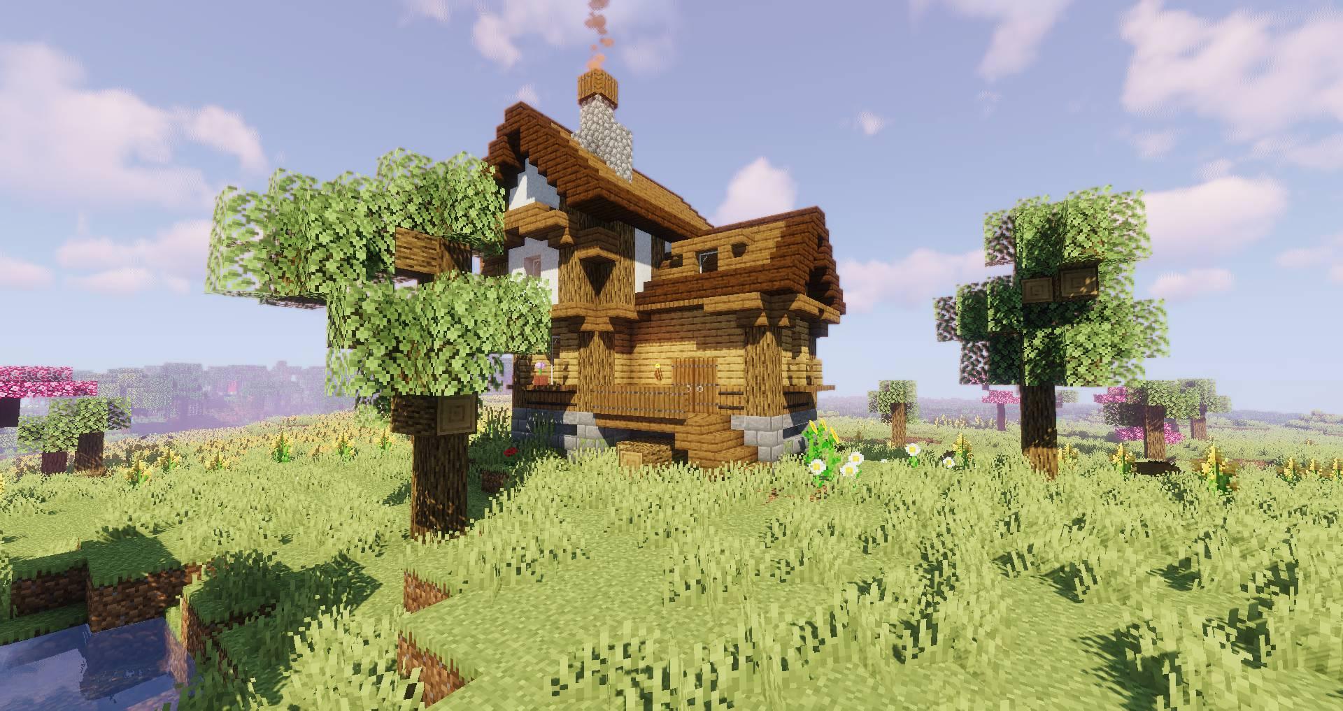 Valhelsia Structures mod for minecraft 23