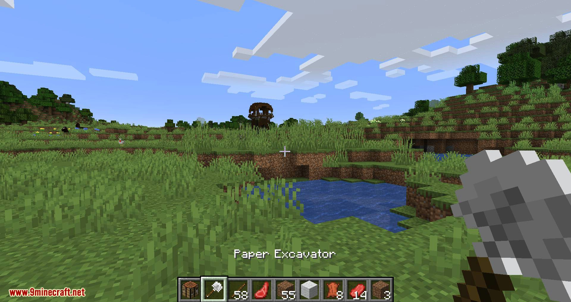 Vanilla Excavators mod for minecraft 10