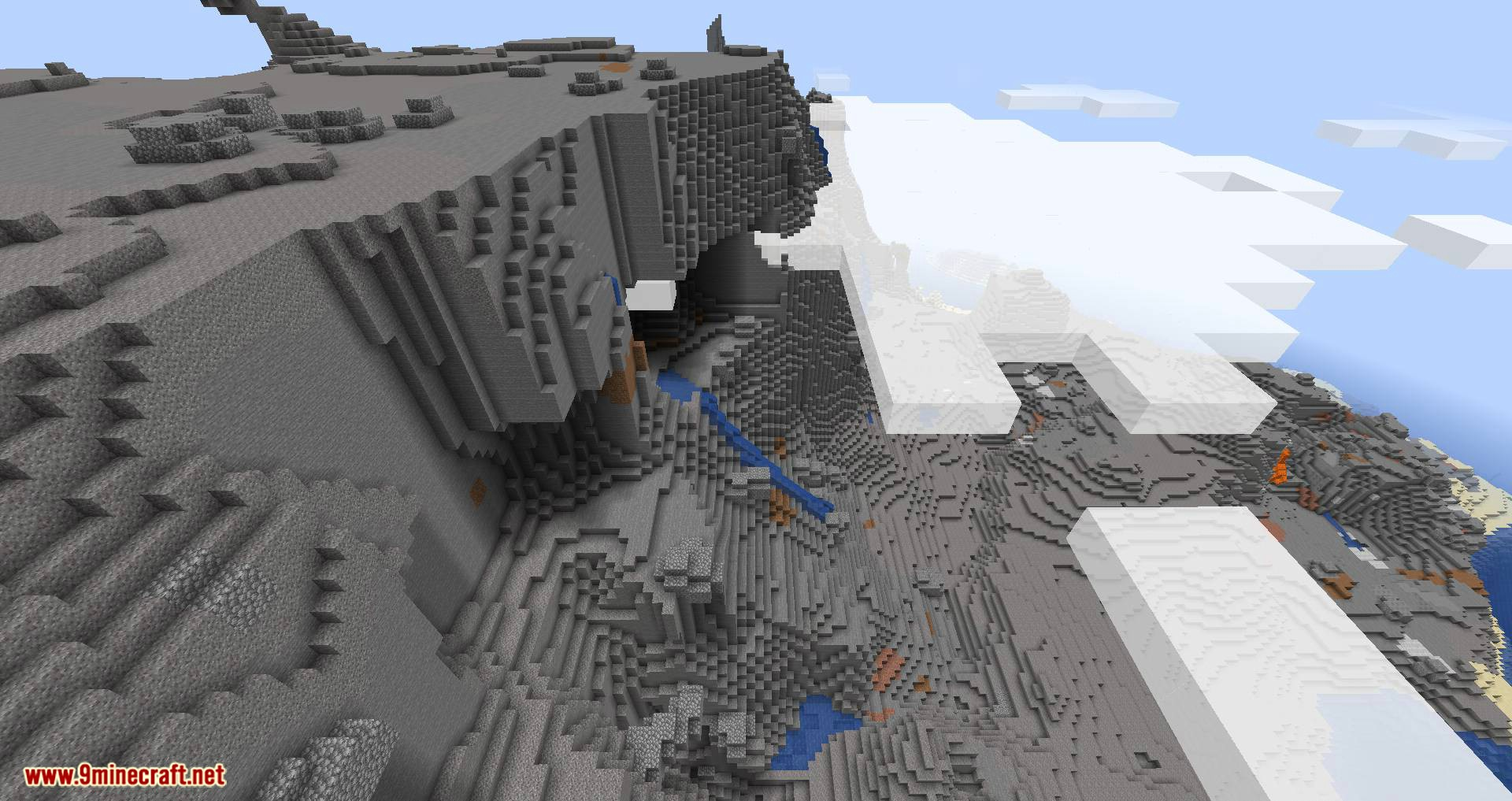 Voyage mod for minecraft 03