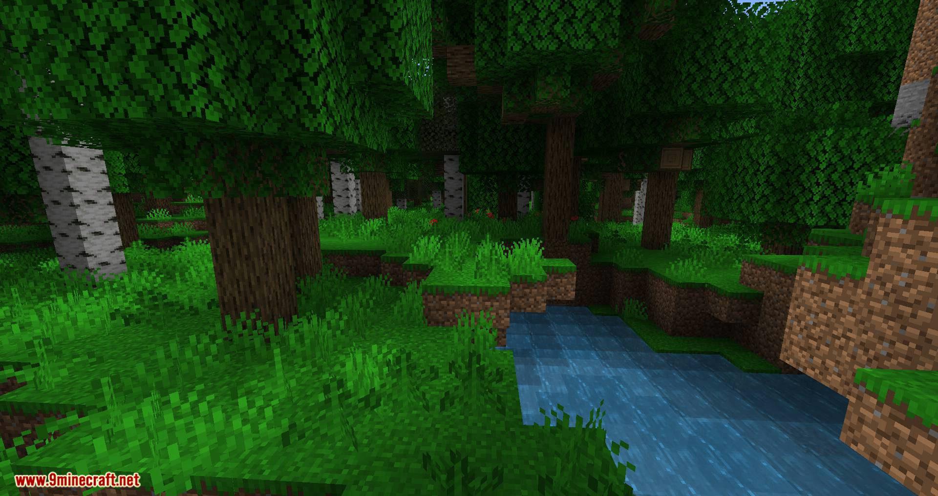 Voyage mod for minecraft 09