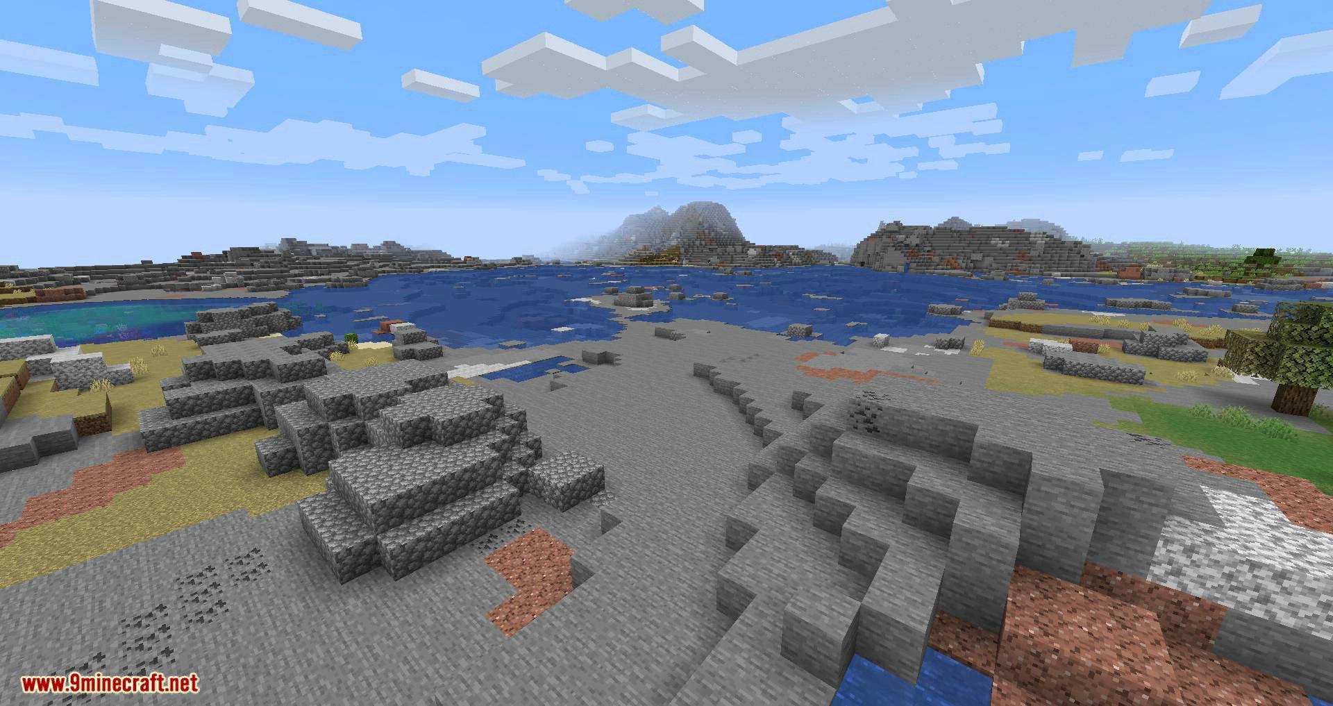 Voyage mod for minecraft 10