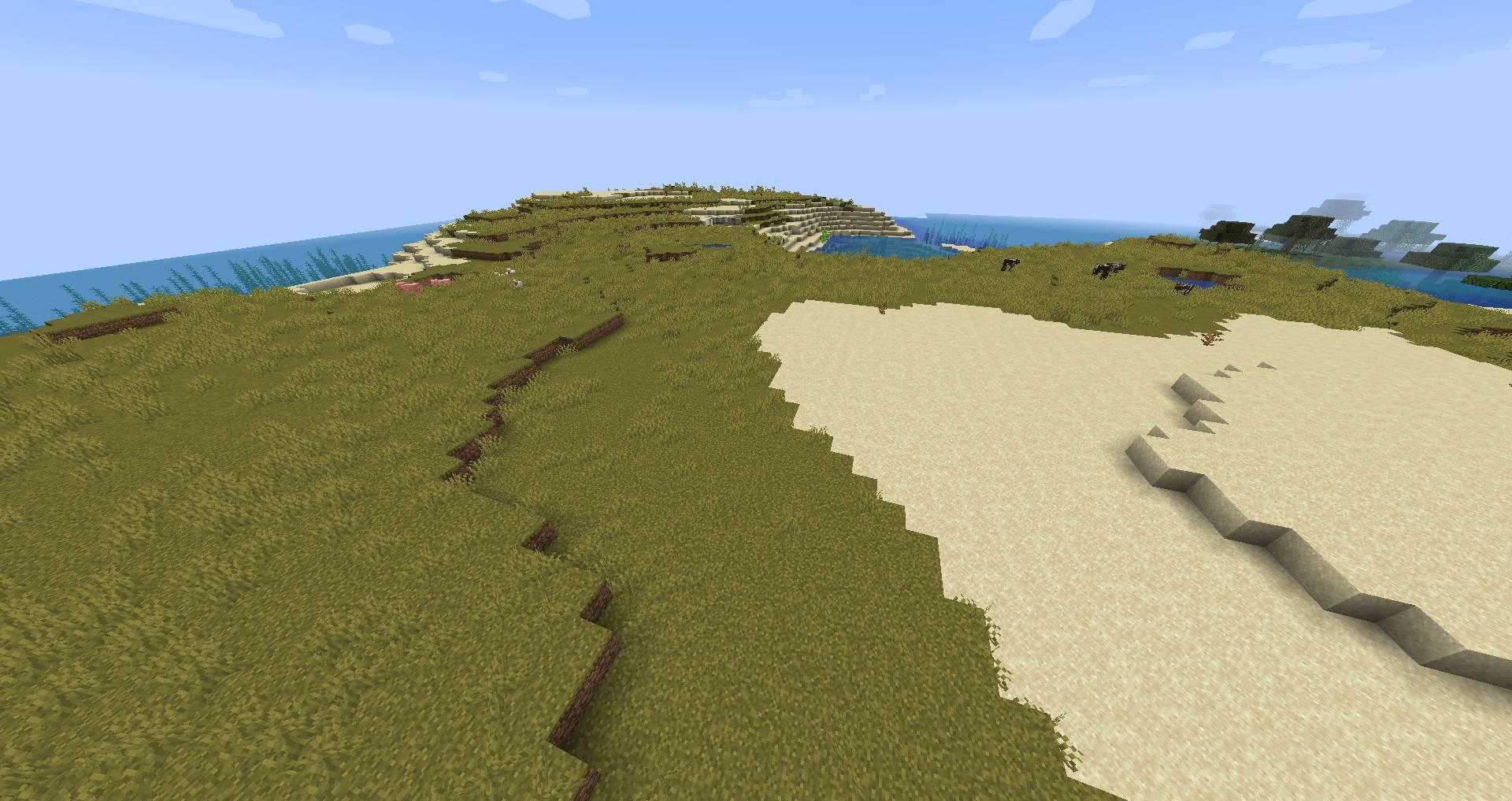 Voyage mod for minecraft 33