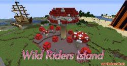 Wild Riders Island Map Thumbnail