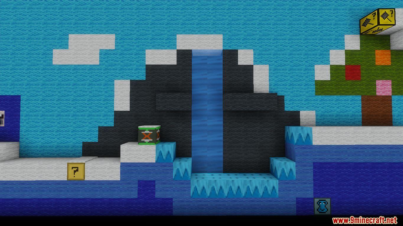 Yoshi's Wooly World 2 Map Screenshots (10)