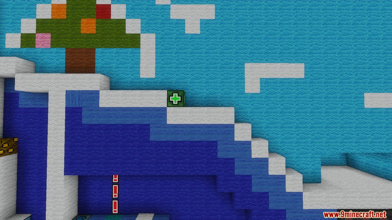 Yoshi's Wooly World 2 Map Screenshots (12)