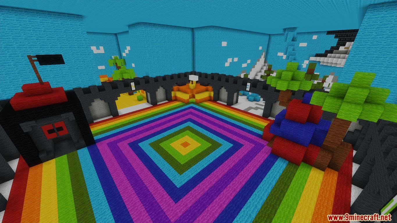 Yoshi's Wooly World 2 Map Screenshots (2)
