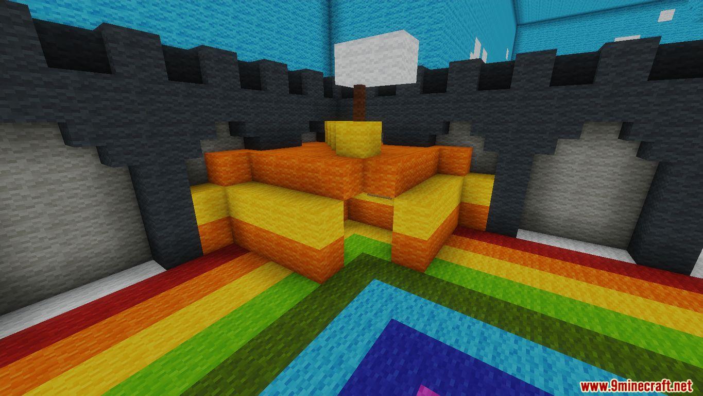 Yoshi's Wooly World 2 Map Screenshots (5)