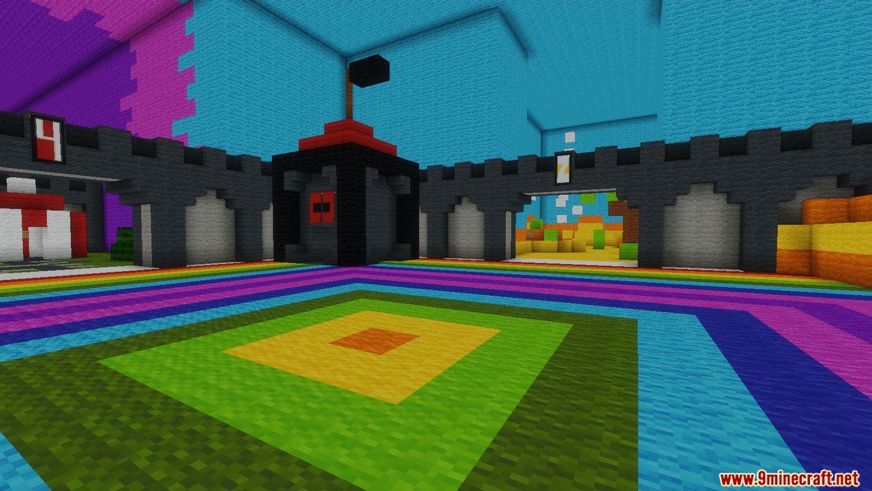 Yoshi's Wooly World 2 Map Screenshots (6)