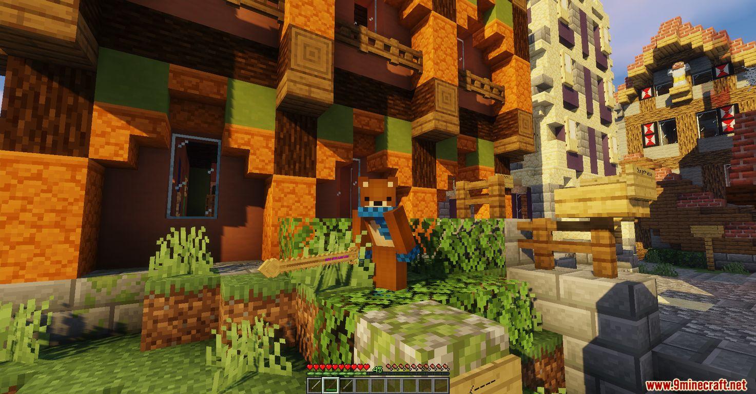 3D Fire Emblem Resource Pack Screenshots 2