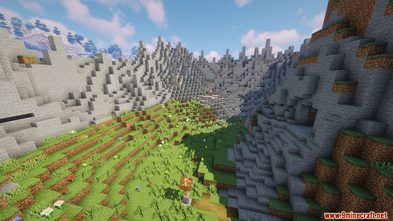 Adventure in the Middle-Earth Map Screenshots 11