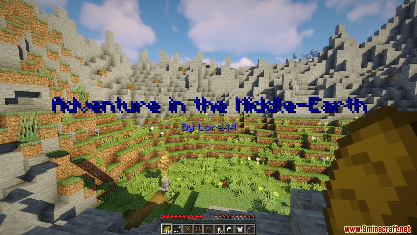 Adventure in the Middle-Earth Map Screenshots 4