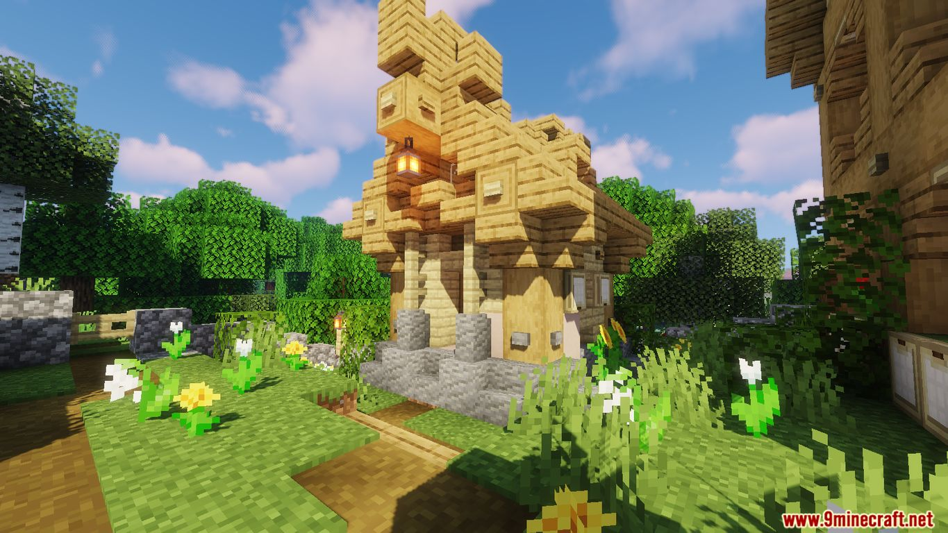 Adventure in the Middle-Earth Map Screenshots 6