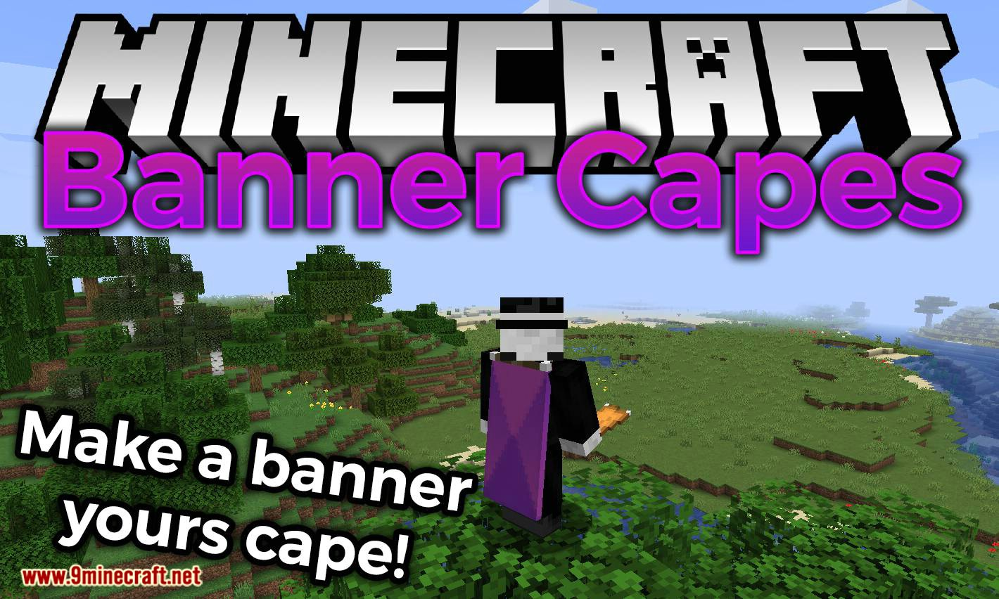 Banner Capes Mod 1 15 2 Make A Banner Yours Cape 9minecraft Net