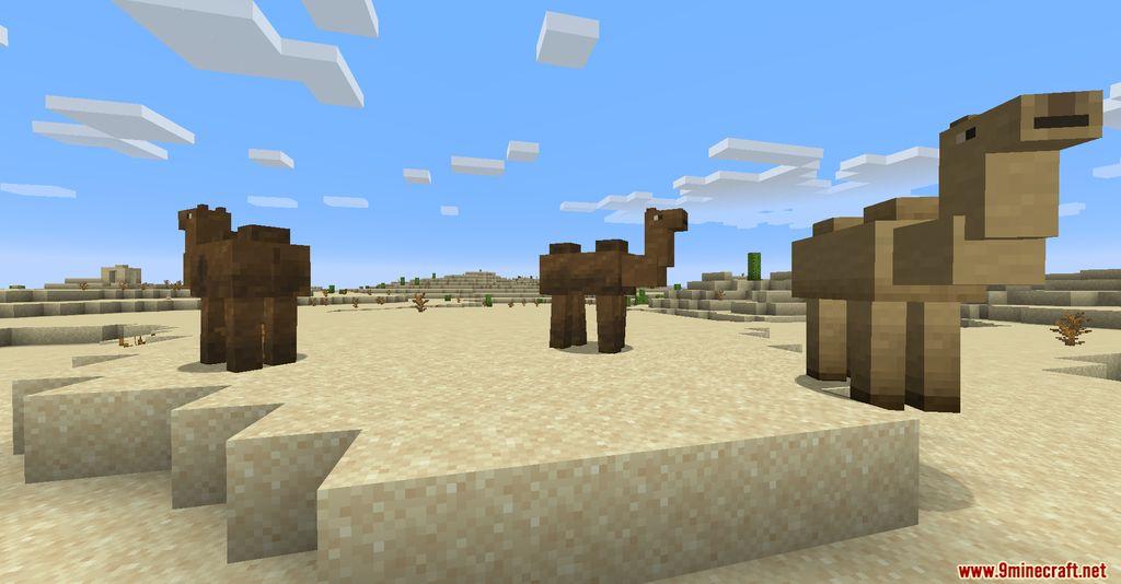 Camels Mod Screenshots 1