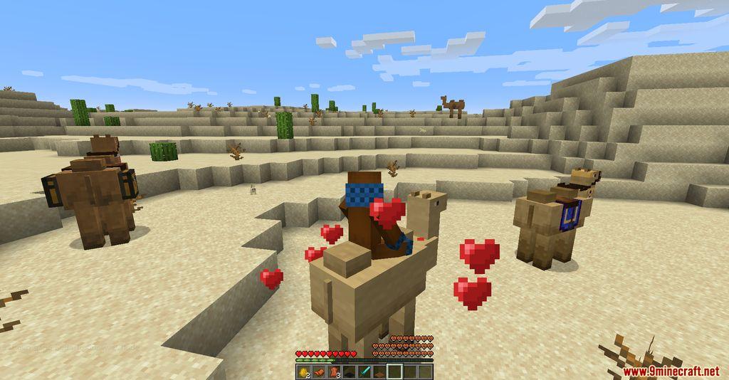 Camels Mod Screenshots 3