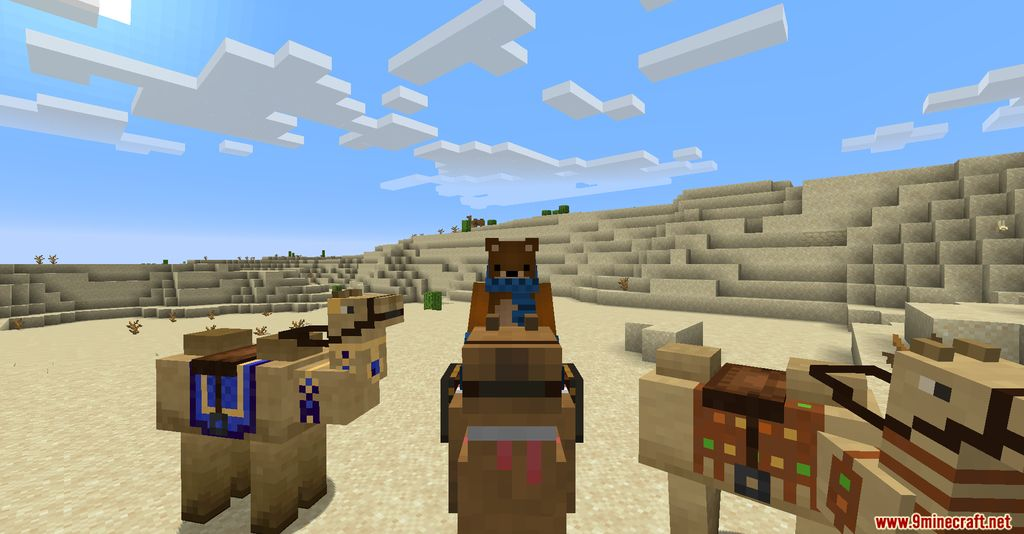 Camels Mod Screenshots 6