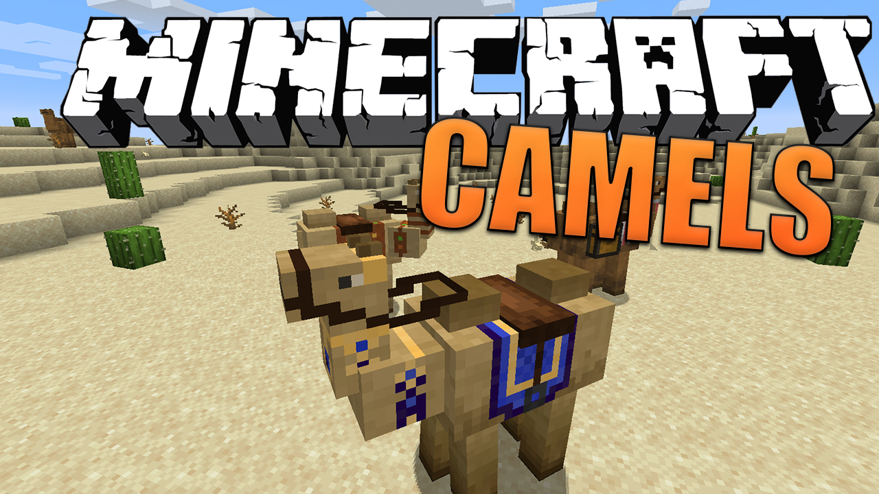 Camels Mod Thumbnail