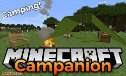 Campanion mod for minecraft logo