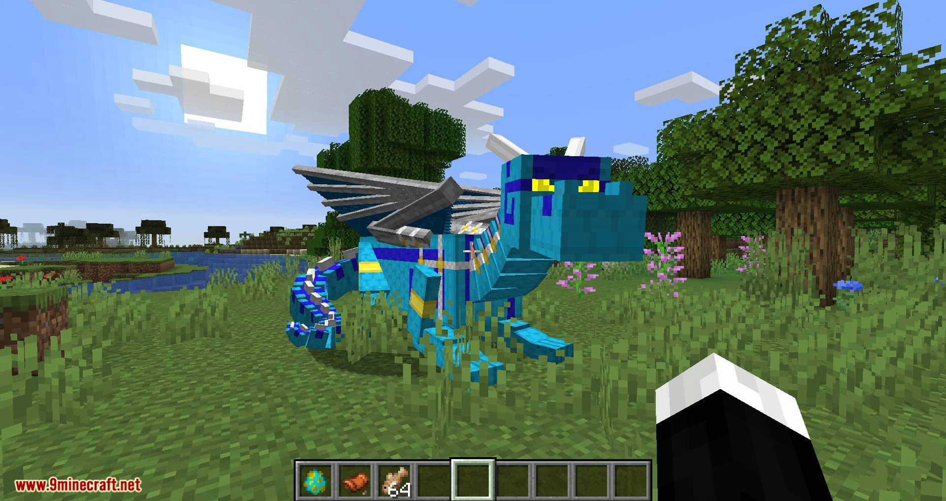 Dragon Mounts Legacy mod for minecraft 08