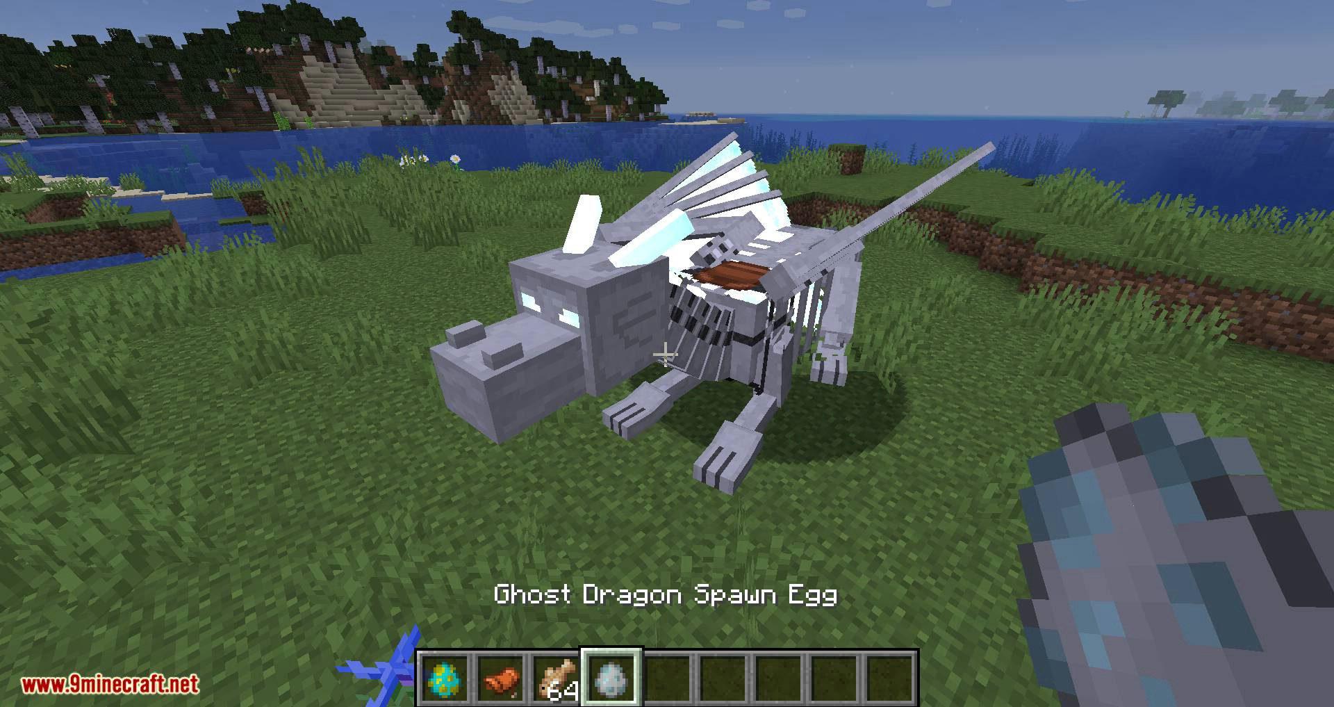 Dragon Mounts Legacy mod for minecraft 09