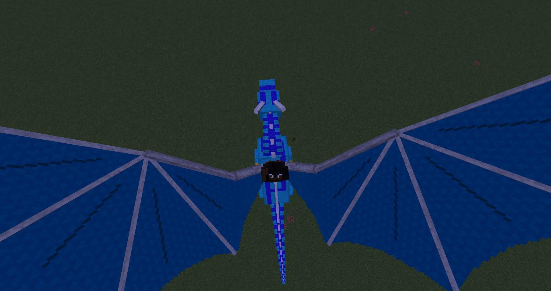 Dragon Mounts Legacy mod for minecraft 24