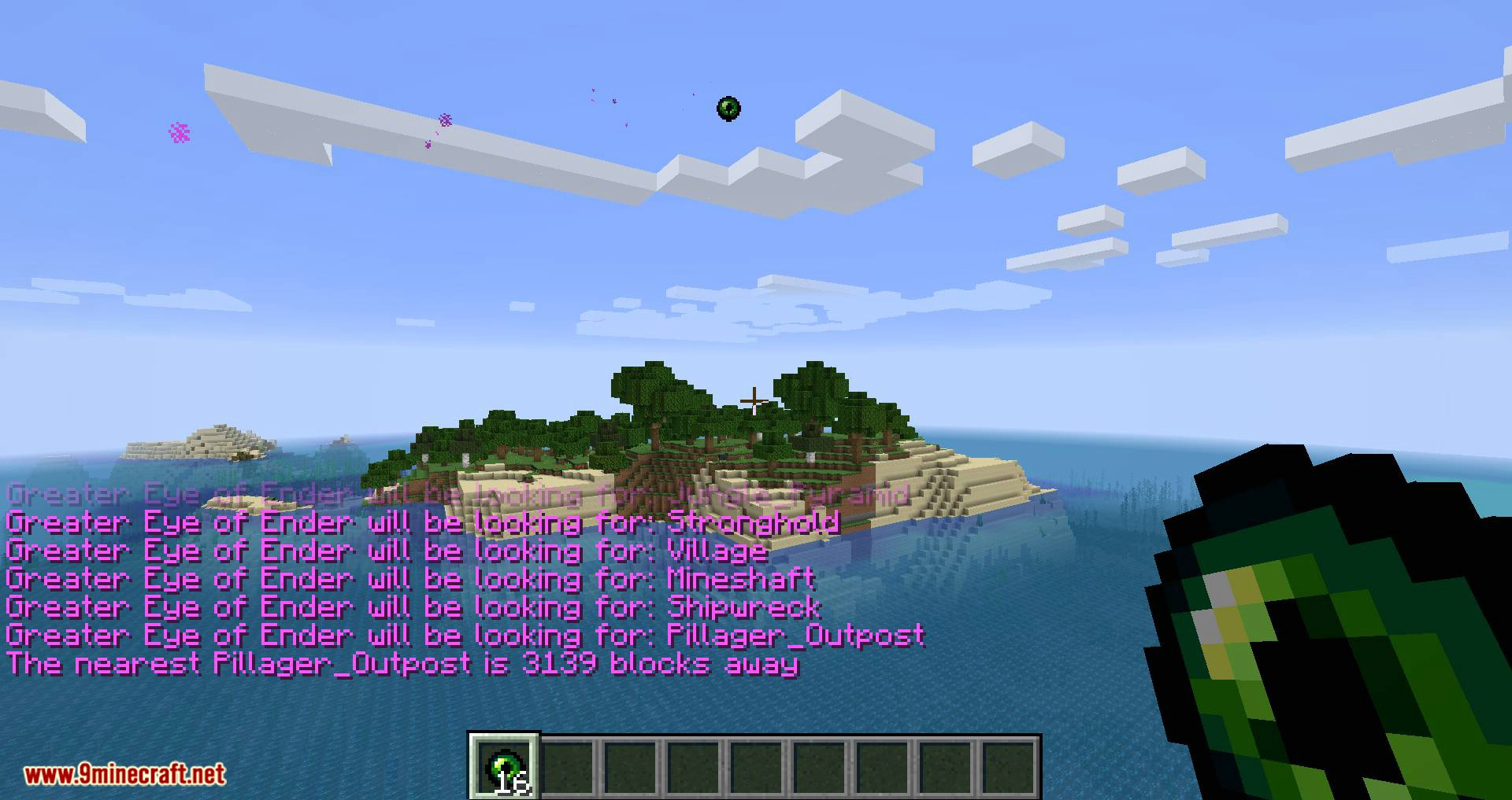 Greater Eye of Ender mod for minecraft 11