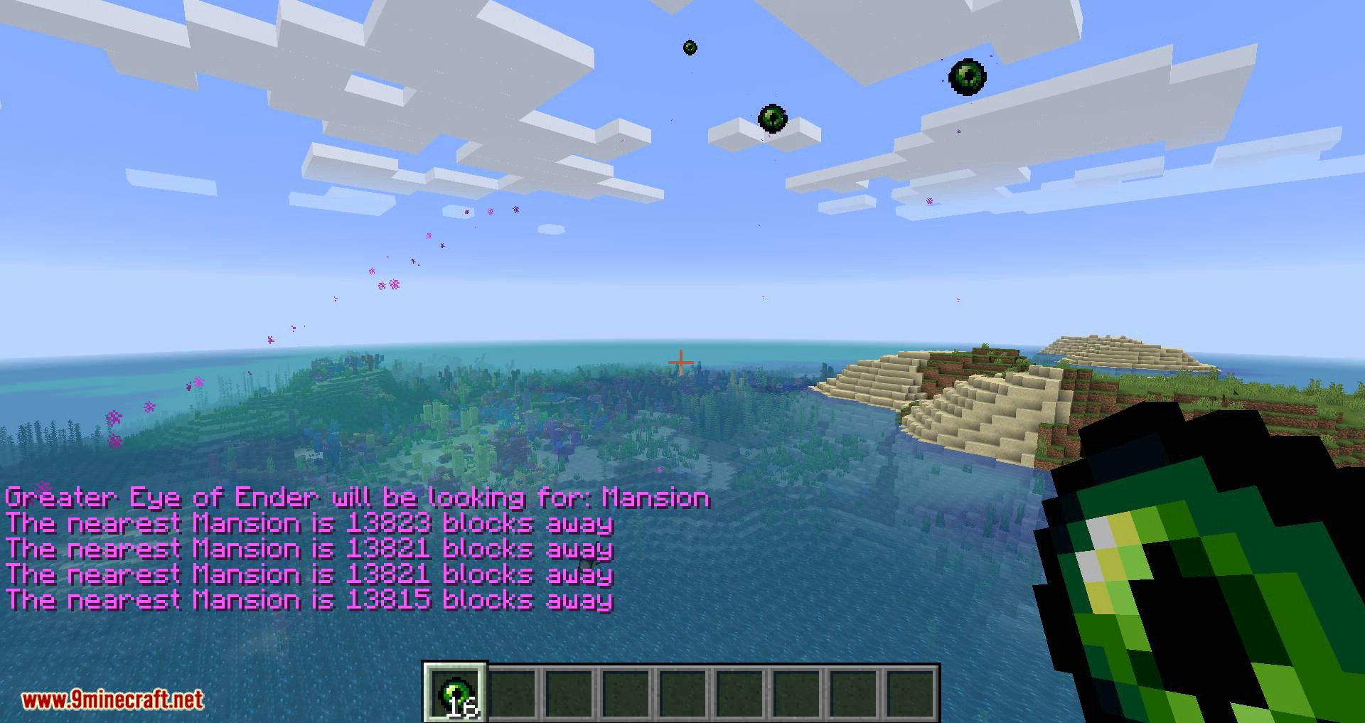 Greater Eye of Ender mod for minecraft 12