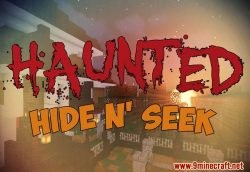 Haunted Hide and Seek Map Thumbnail