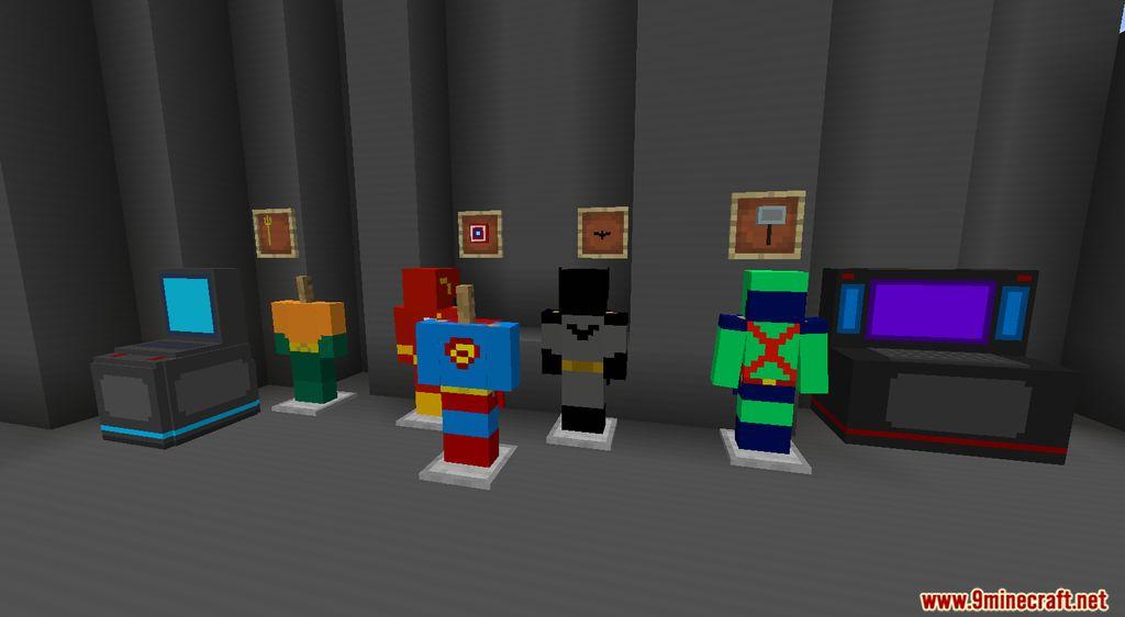 Heroes' Universe Mod Screenshots 1
