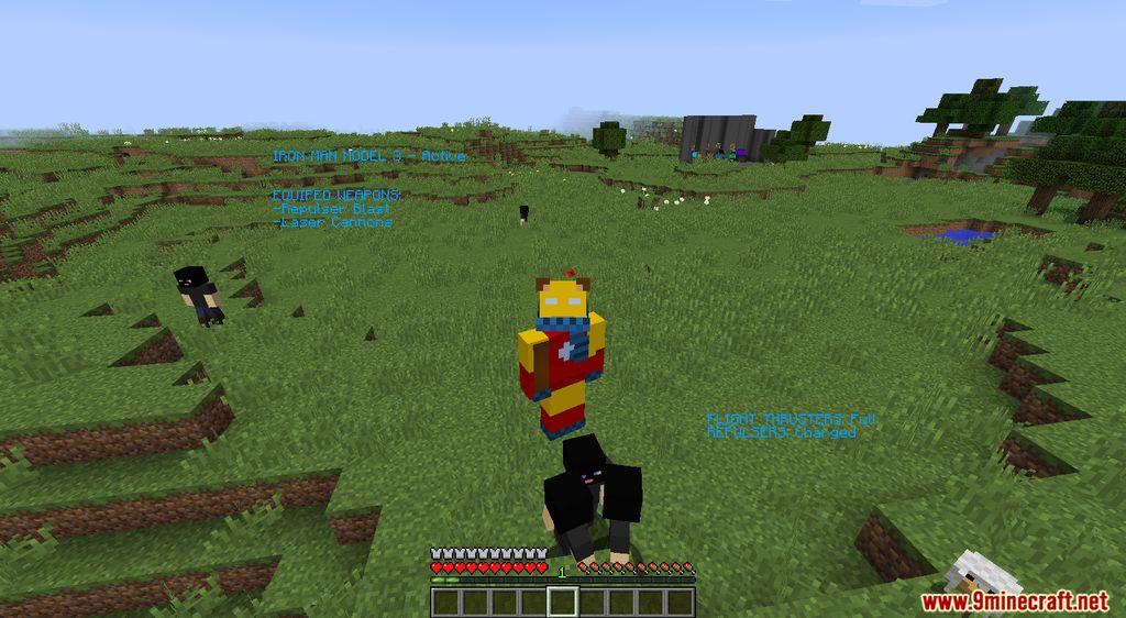 Heroes' Universe Mod Screenshots 2