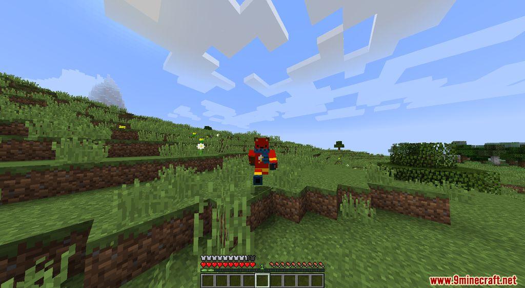 Heroes' Universe Mod Screenshots 3