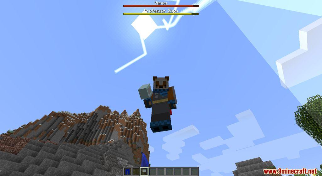 Heroes' Universe Mod Screenshots 5