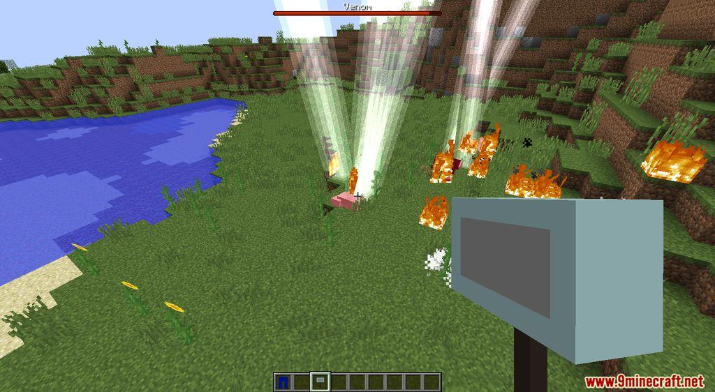 Heroes' Universe Mod Screenshots 8