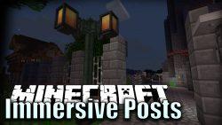 Immersive Posts Mod