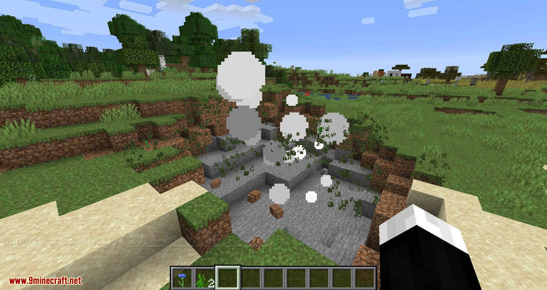 Iron TNT mod for minecraft 05