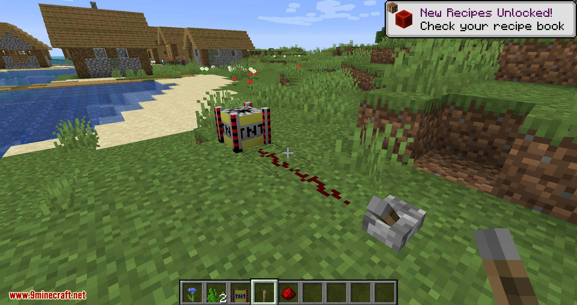 Iron TNT mod for minecraft 08