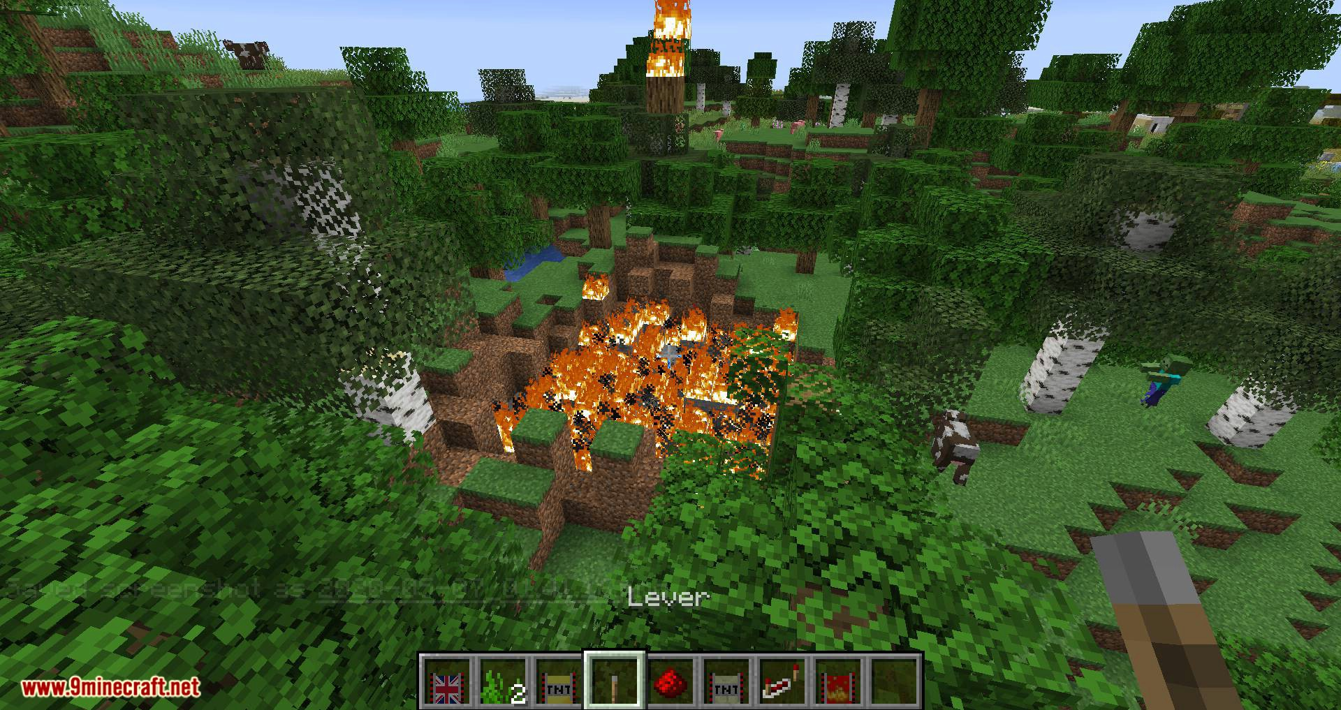 Iron TNT mod for minecraft 13