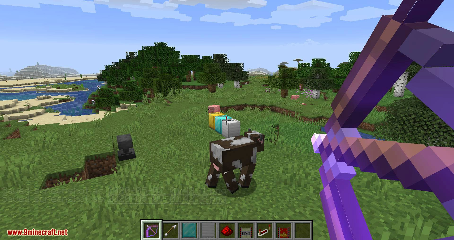 Iron TNT mod for minecraft 16