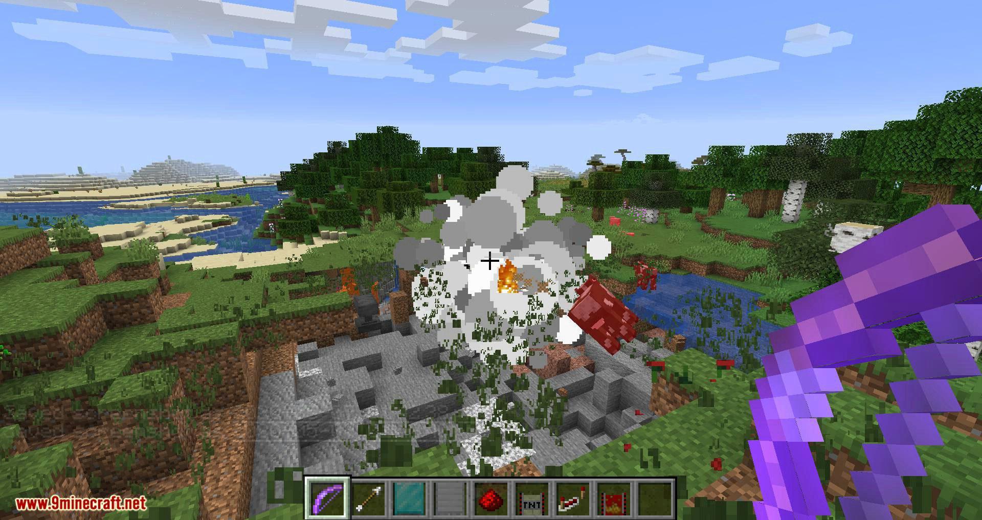 Iron TNT mod for minecraft 17