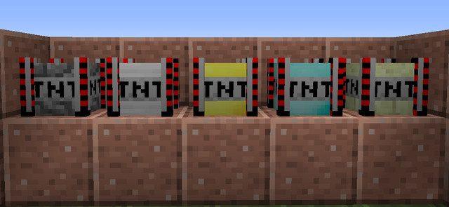 Iron TNT mod for minecraft 21
