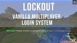 Lockout – Vanilla Server Authentication Data Pack Thumbnail