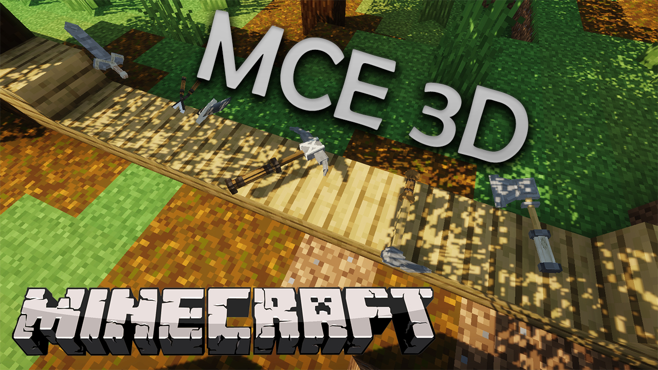 MCE 3D Resource Pack