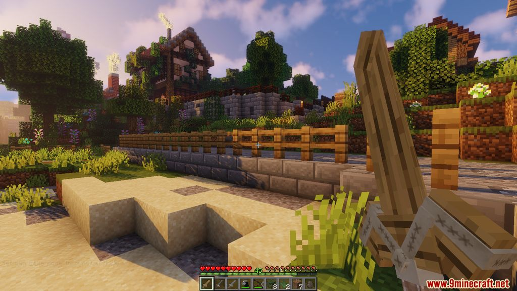 MCE Tools and Weapons Resource Pack Screenshots 1