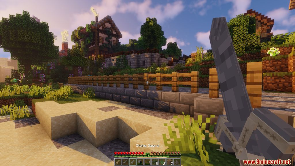 MCE Tools and Weapons Resource Pack Screenshots 2