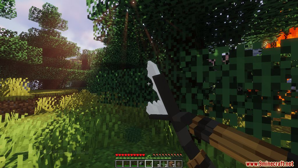 MCE Tools and Weapons Resource Pack Screenshots 7