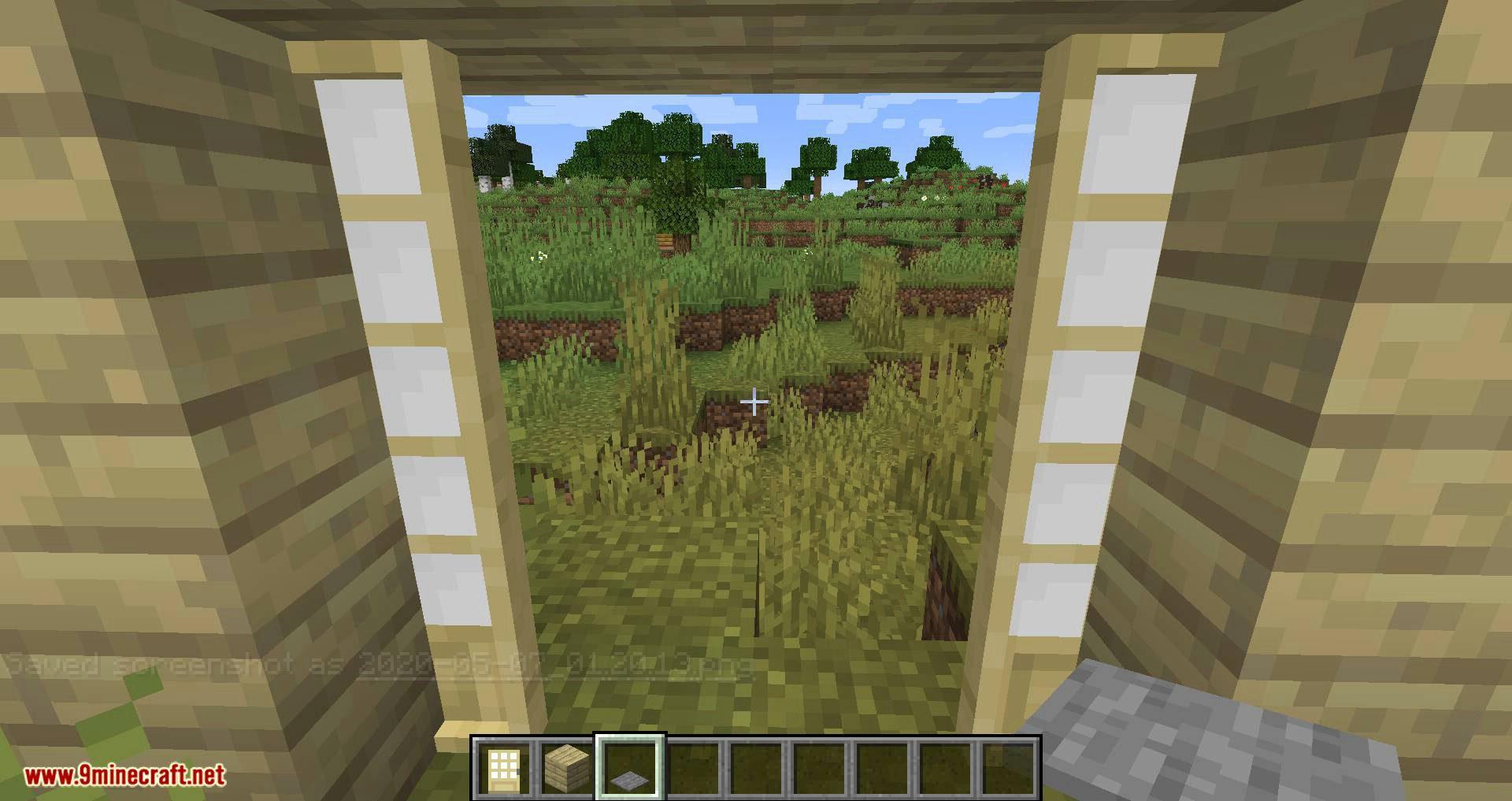 Macaw_s Doors mod for minecraft 04
