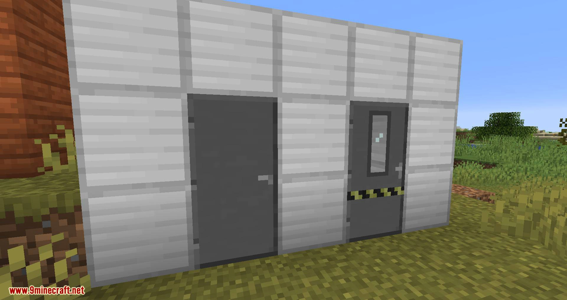 Macaw_s Doors mod for minecraft 08
