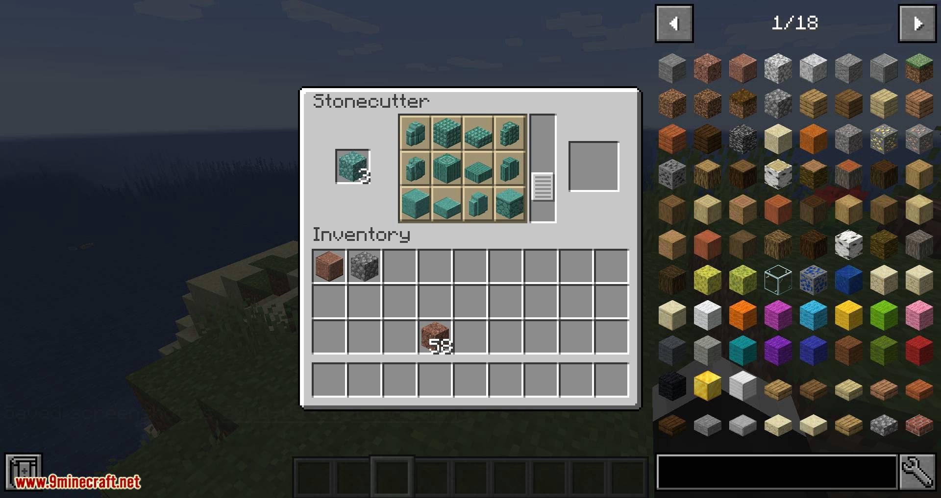 Masonry mod for minecraft 09