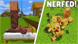 Minecraft 1.16 Snapshot 20w19a